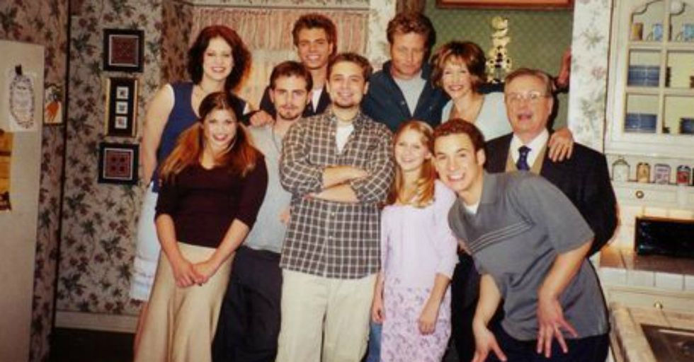 30 Things You Didn't Know About 'Boy Meets World'