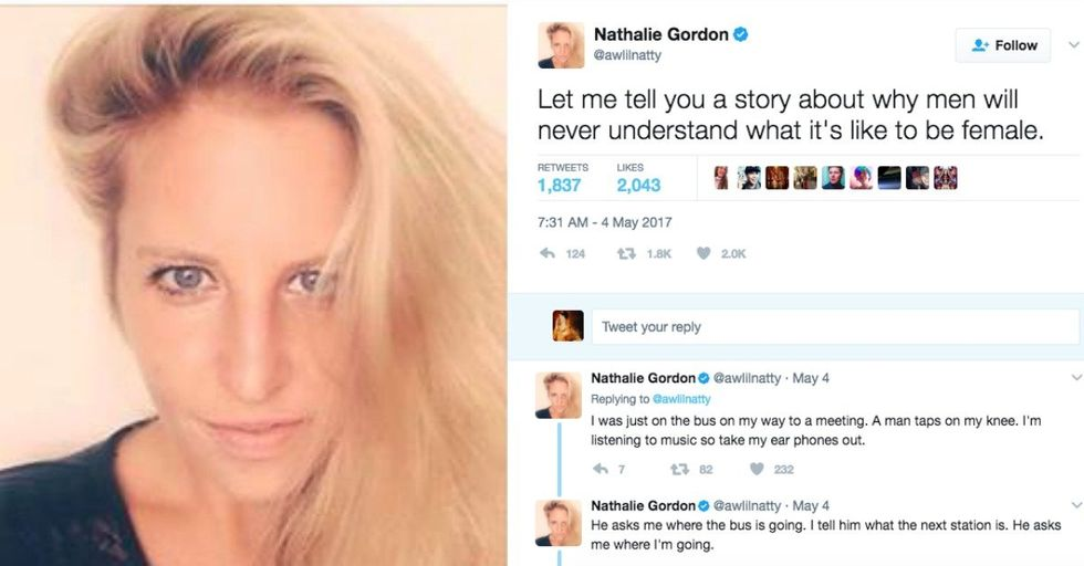 This Woman's Story of Harassment Was Familiar To Women, But Men Had a Different Reaction