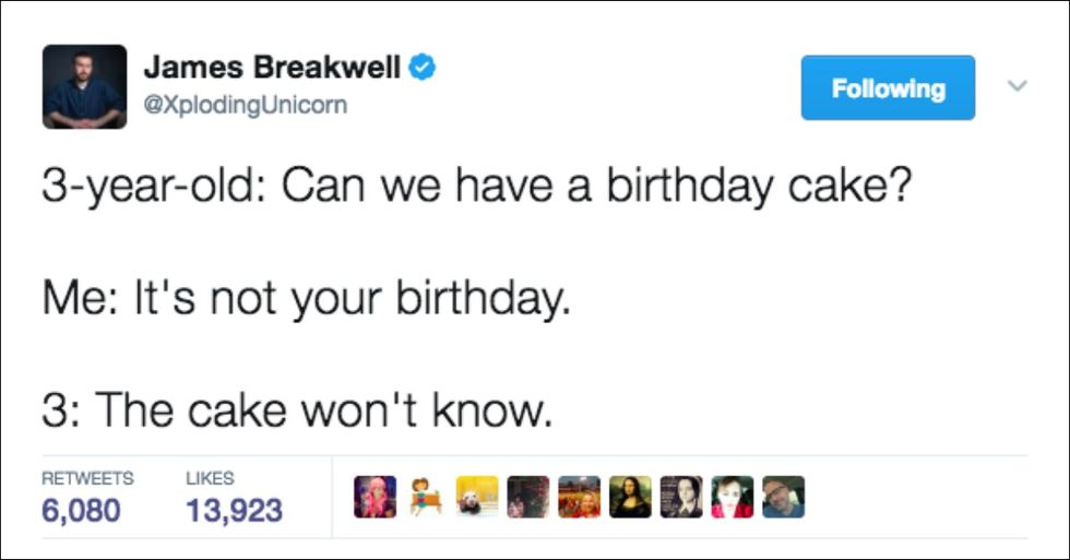 The Most Hilarious Dad On Twitter Has a Surprise For All of His Fans
