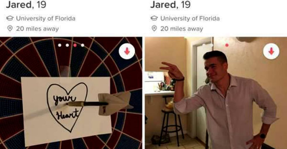 13 Guys Whose Weird Tinder Profiles Will Scare You Off the Dating App Permanently
