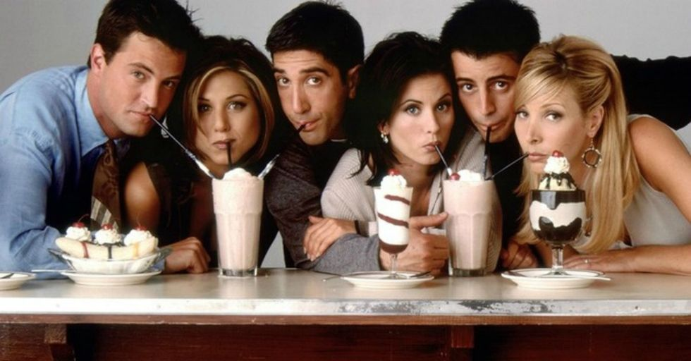 30 Facts About 'Friends' That Even the BIGGEST Fans Don't Know