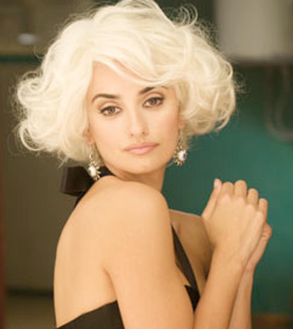 Penelope Cruz's Good Hair Day