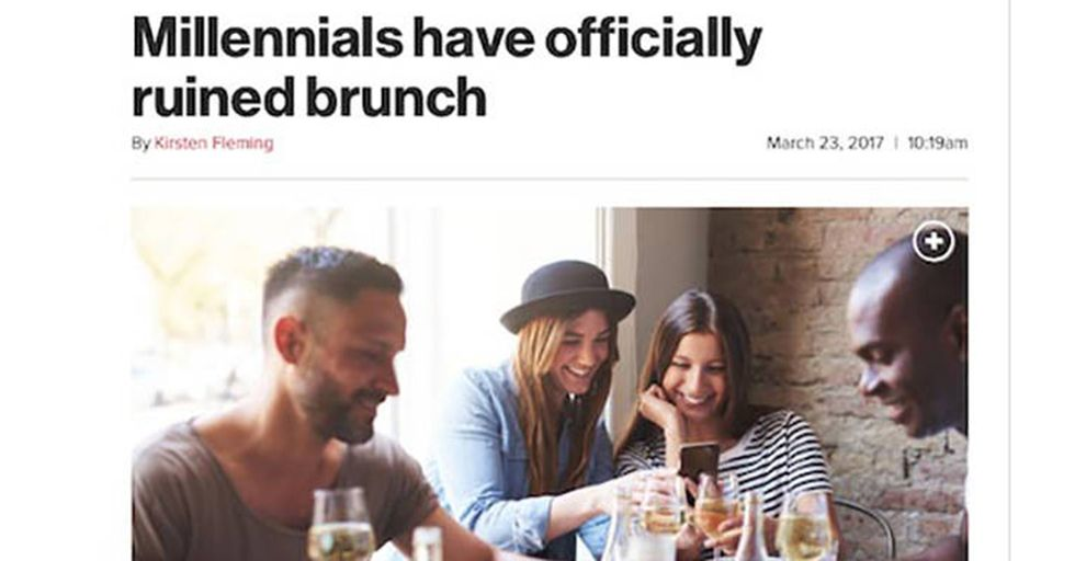 17 Crazy Headlines That Made Millennials Furious About the Stereotypes They Face