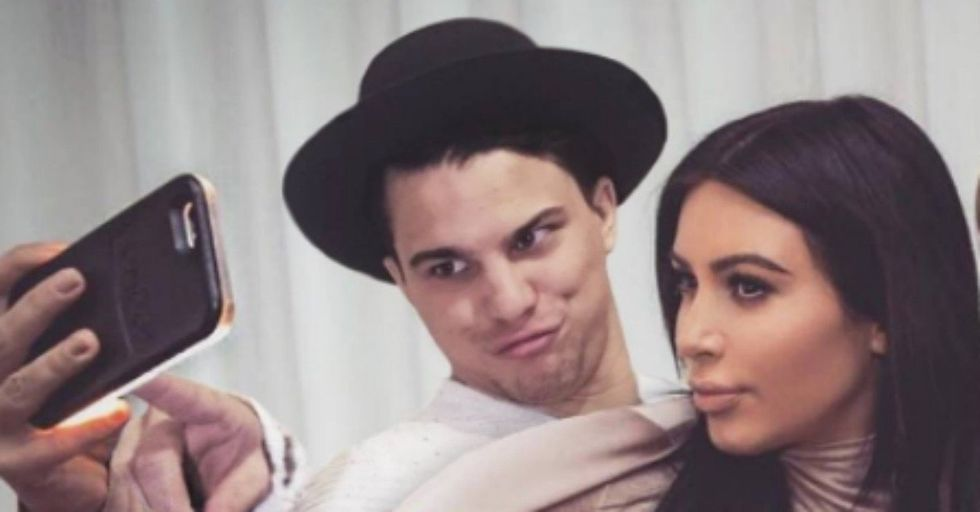 Meet the Average Dude Who Has Slept With More Celebrities Than the Kardashians