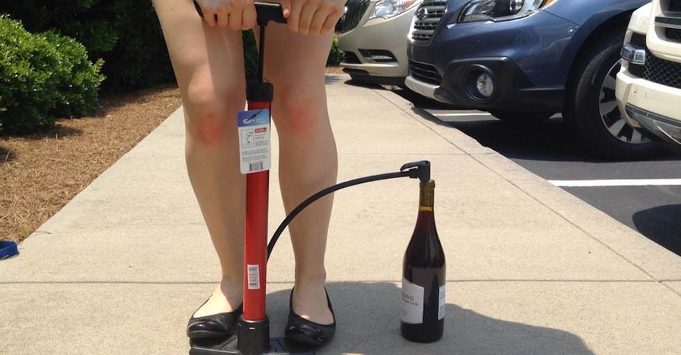 No Corkscrew? No Problem. Here Are 10 Other Brilliant Ways To Open Wine Bottles