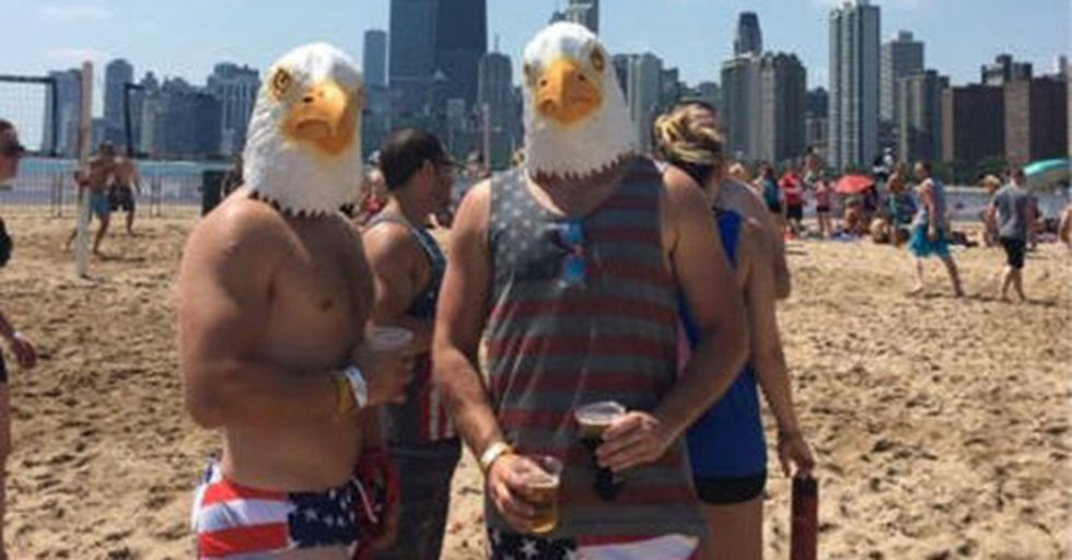 16 Times Americans Were Maybe a Little TOO American...