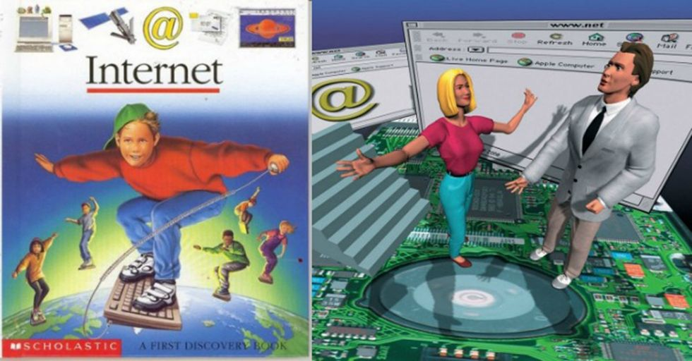 15 Harsh But Hilarious Reminders of What the Internet Was 20 Years Ago