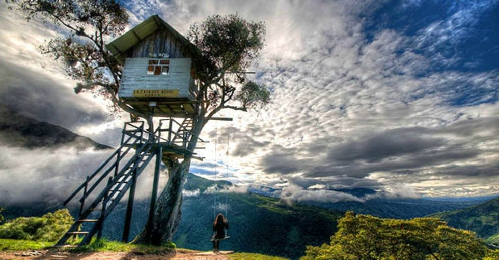 30 Whimsical Tree Houses That Will Make All Your Childhood Dreams Come True