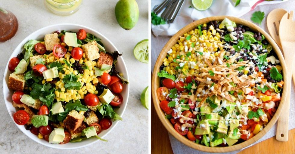 15 Simple Salads To Make When It's Way Too Hot To Cook
