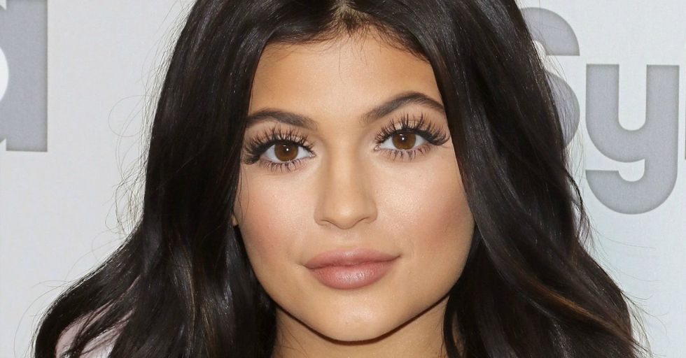Kylie Jenner's Latest Fashion Statement Is the Most WTF Thing Ever