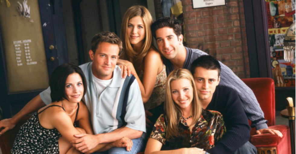 Here's EXACTLY Why Matthew Perry Refuses To Do a 'Friends' Revival