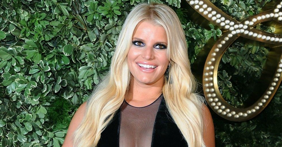 Internet Mommy Shamers Came out in Full Force Against Jessica Simpson for Posting a Photo of Her Daughter in a Swimsuit