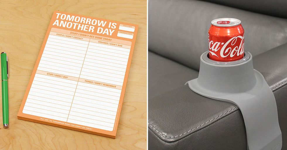 27 Perfect Products For Lazy (Or Just Really Efficient) People