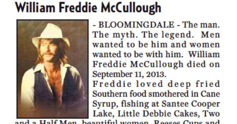 18 Hilarious Obituaries Reminding Us Humor and Grief Can Mix In Wonderful Ways