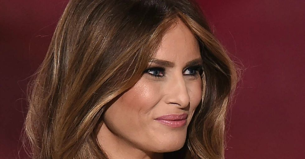 Melania Trump's Father Looks Exactly Like Donald Trump and We're Honestly Horrified