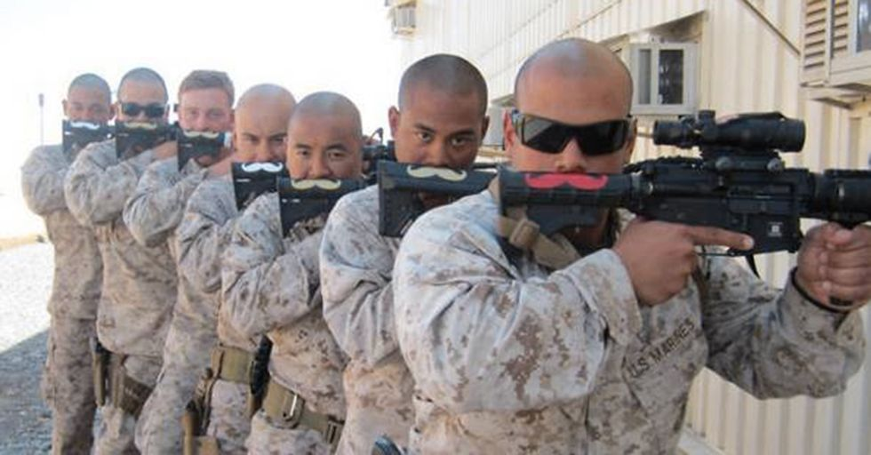 Pics of Soldiers Goofing Around Prove Even Heroes Have a Sense of Humor