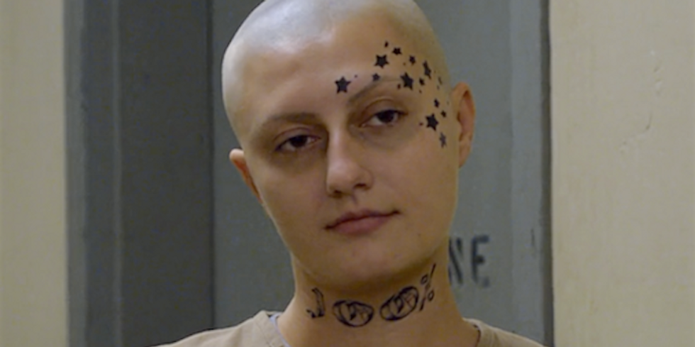 'Skinhead Helen' From 'Orange Is the New Black' Looks NOTHING Like This In Real Life