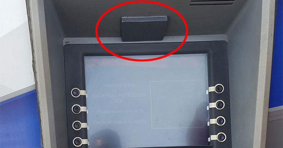 ATM Scams Aren't Obvious, But You Can Spot Them If You Know What To Look For