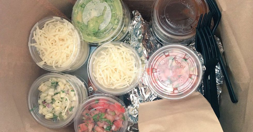 The Internet Can't Decide If This Guy's Chipotle Hack Is Brilliant or Selfish!
