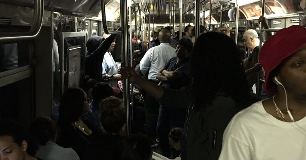 15 Photos That Show the NYC Subway System Is a Total Nightmare These Days