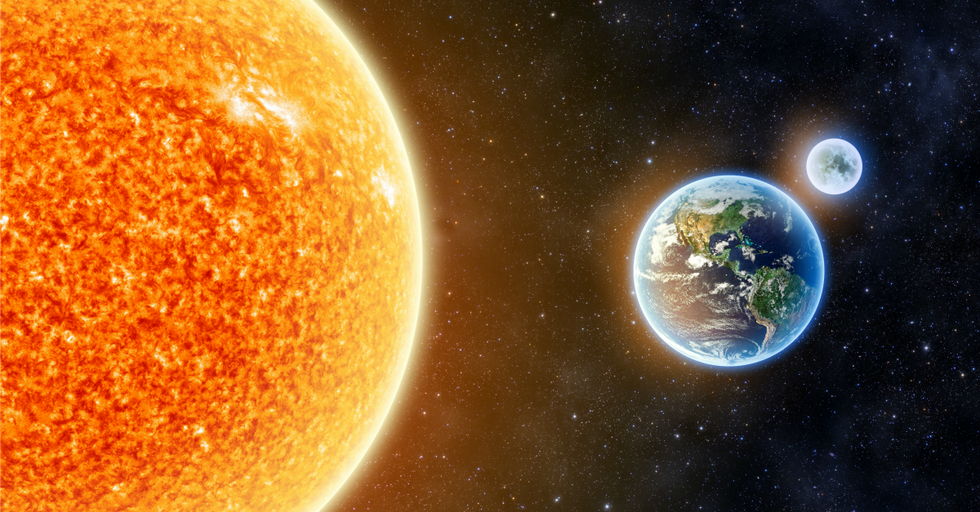 New Study Finds That a Quarter of Americans Think the Sun Travels Around the Earth