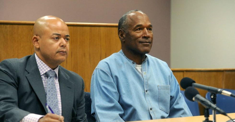 Is the Juice Loose? The Verdict Is IN For O.J. Simpson Parole Case
