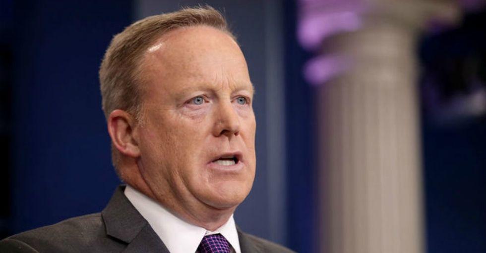 Sean Spicer's Most Unforgettable White House FAILS