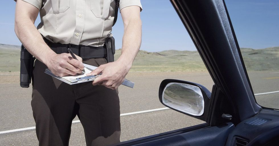 These 8 Cop Questions Will DEFINITELY Get You a Ticket