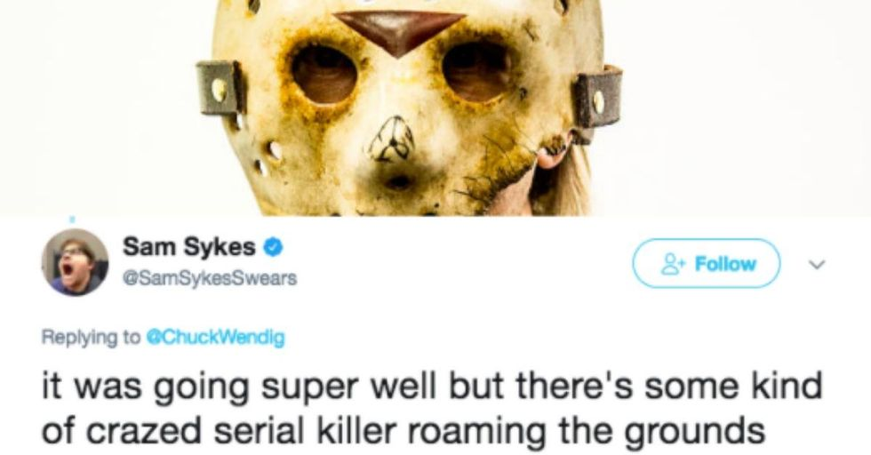This Twitter Conversation Accidentally Turned Into the Weirdest Horror Story EVER