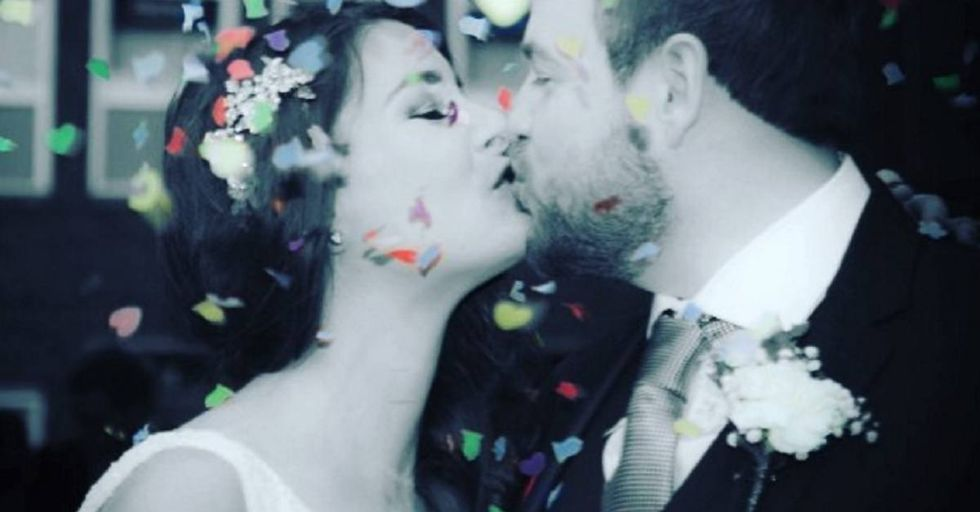 This Jilted Bride Ended Up With the Most UNLIKELY Groom Ever