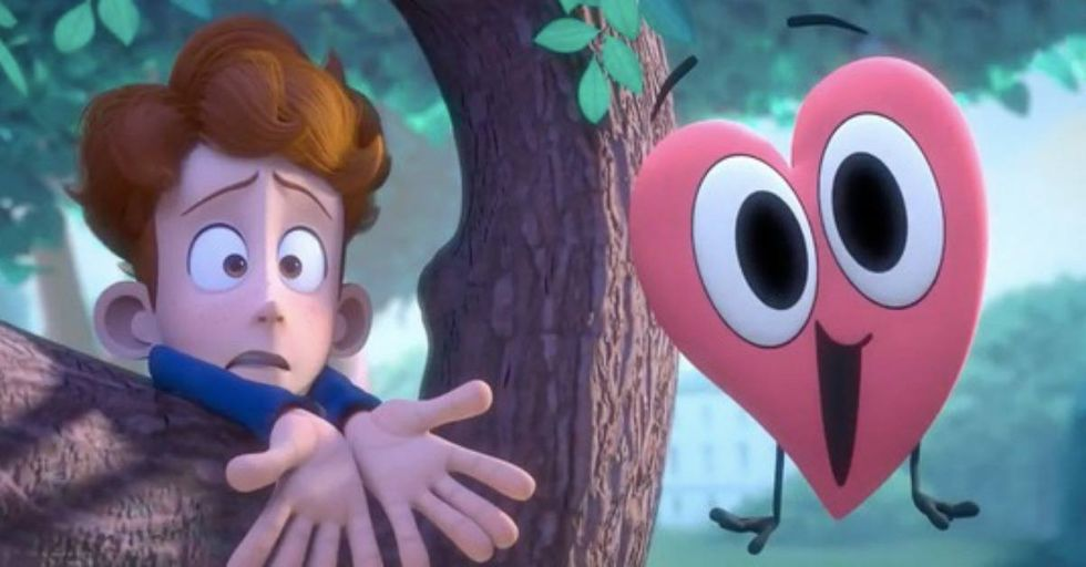 This Animated Short Film Is Shocking Audiences For One VERY Surprising Reason