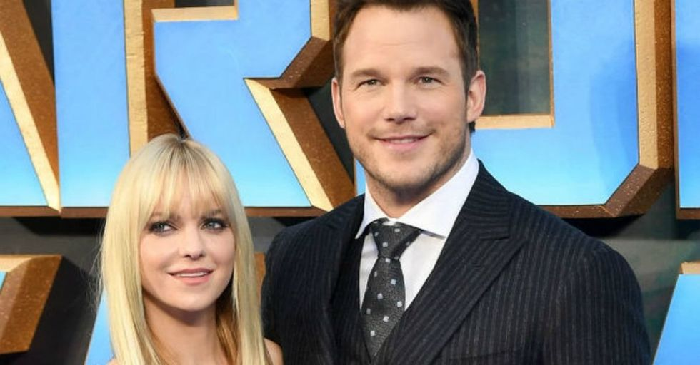 Chris Pratt and Anna Faris Are Separating, But Love IS NOT DEAD