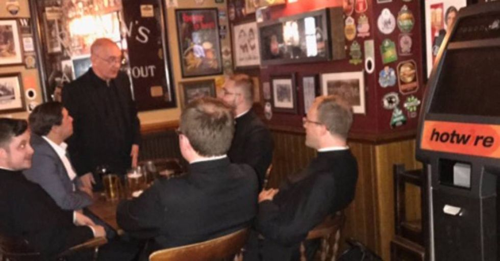 '7 Priests Walk Into a Bar and'...You Haven't Heard THIS One Before!