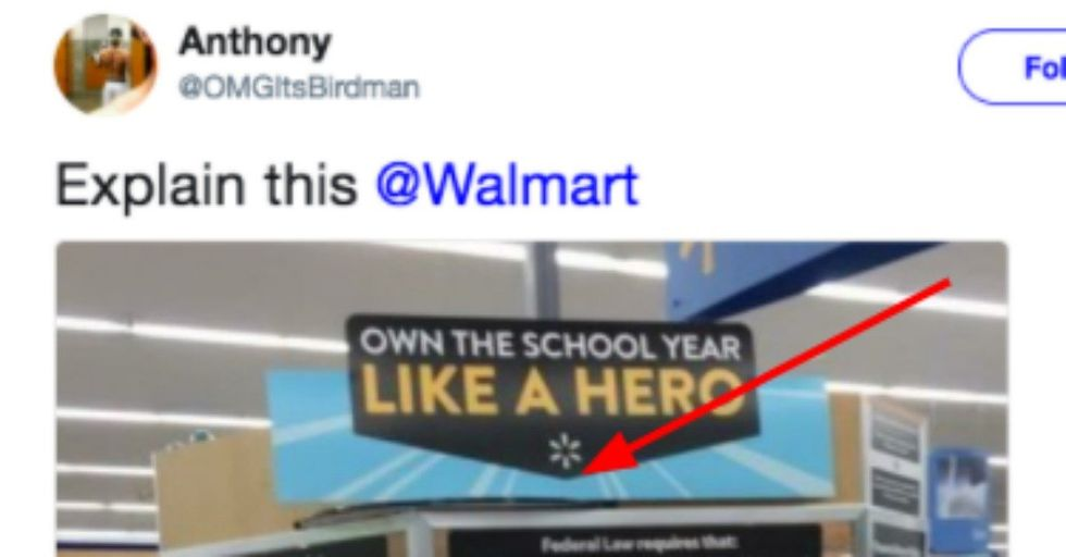 People Are OUTRAGED Over Walmart's Seriously Inappropriate Display