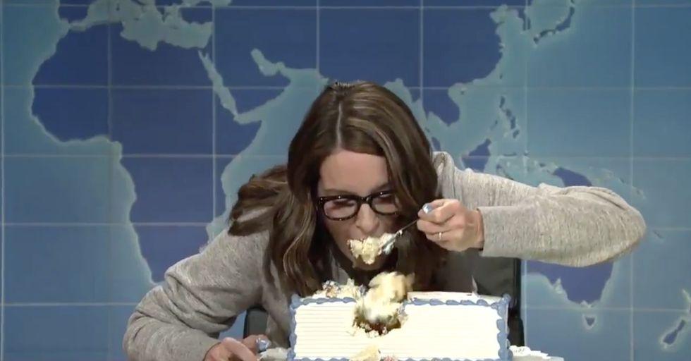 Tina Fey Takes On Nazis In a Triumphant Return To SNL