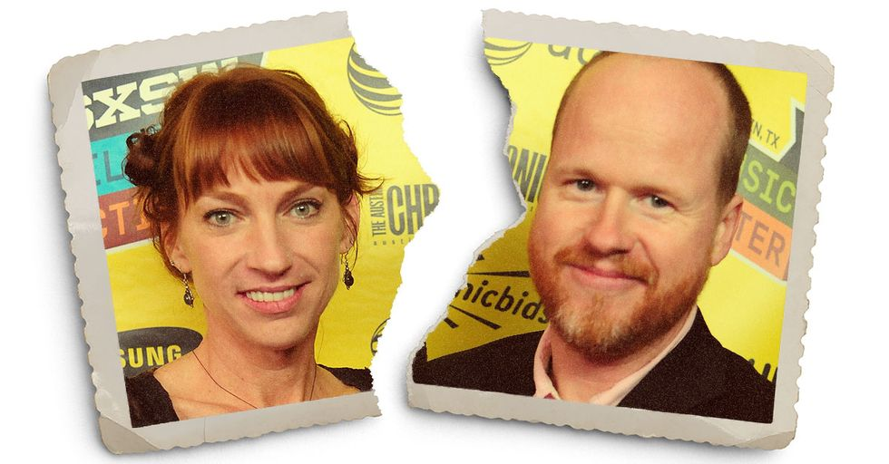 Joss Whedon's Ex-wife Outs Him as a Cheating, Sexist, So-Called Feminist