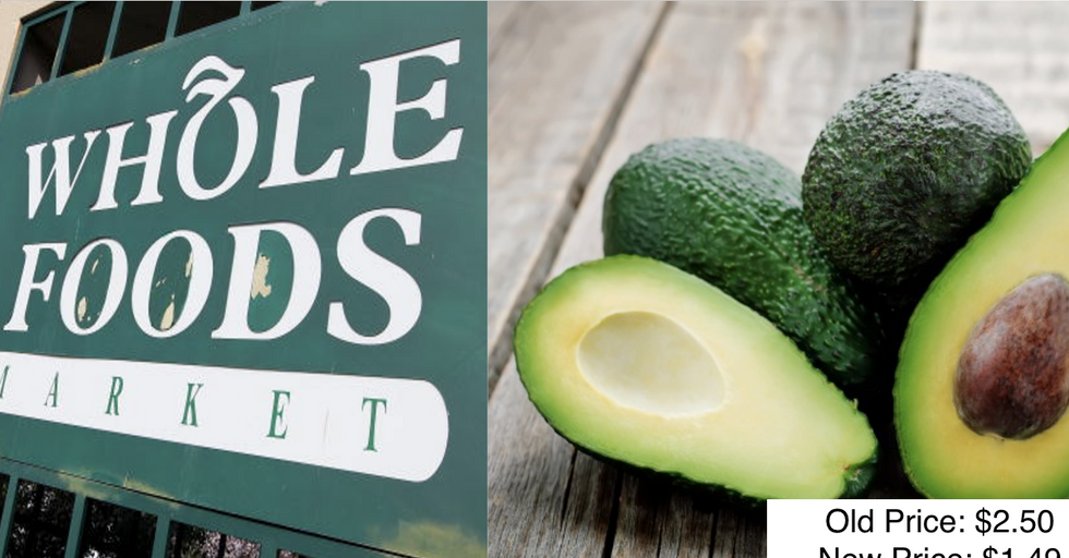 These Whole Foods Items Will Be Up to 43% Cheaper Now That Amazon Is in Charge