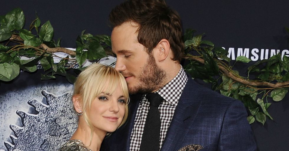 Chris Pratt and Anna Faris Are in Counseling, But We're Not Breathing a Sigh of Relief Yet