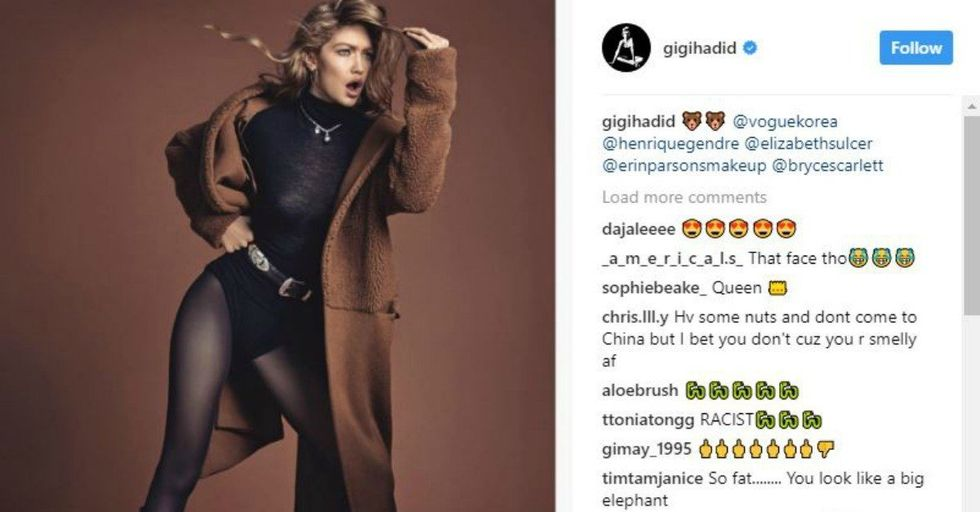 Supermodel Gigi Hadid May Have Just Ruined Her Career with a 9-Second Video