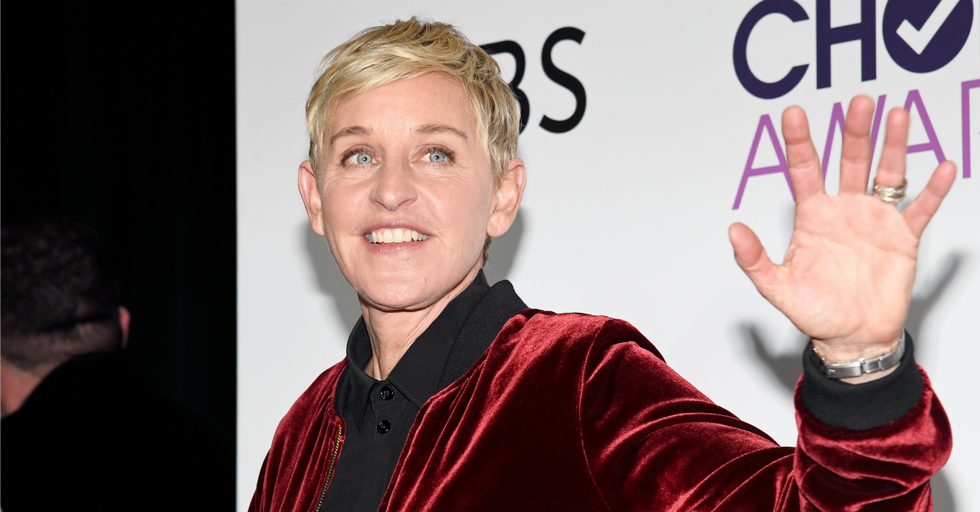 Years After Ellen Came Out, There Was One Word She Still Wasn't Allowed to Say on Air