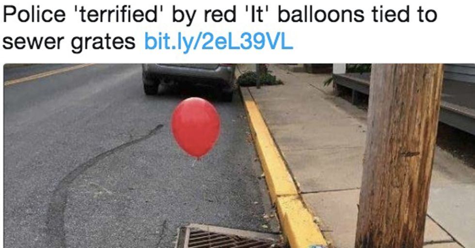 Is the Clown from 'IT' Alive and Well in This Pennsylvania Town?