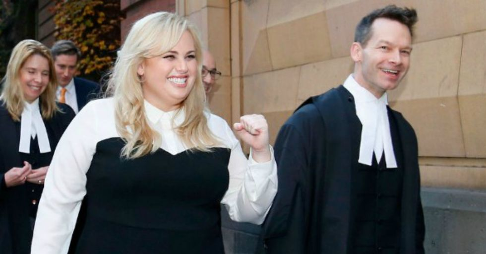 Rebel Wilson Sued the Guys That Lied About Her and Won a Record-Breaking Amount