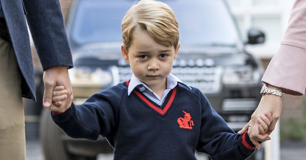 Prince George Single-Handedly Boosts UK Sales of French 'Puy' Lentils — and People on Twitter Have so Many Feelings