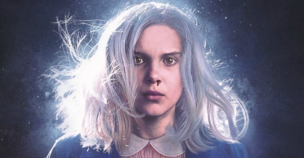 Can You Match the 'Stranger Things' Season 2 Poster with Its Classic Horror Inspiration?