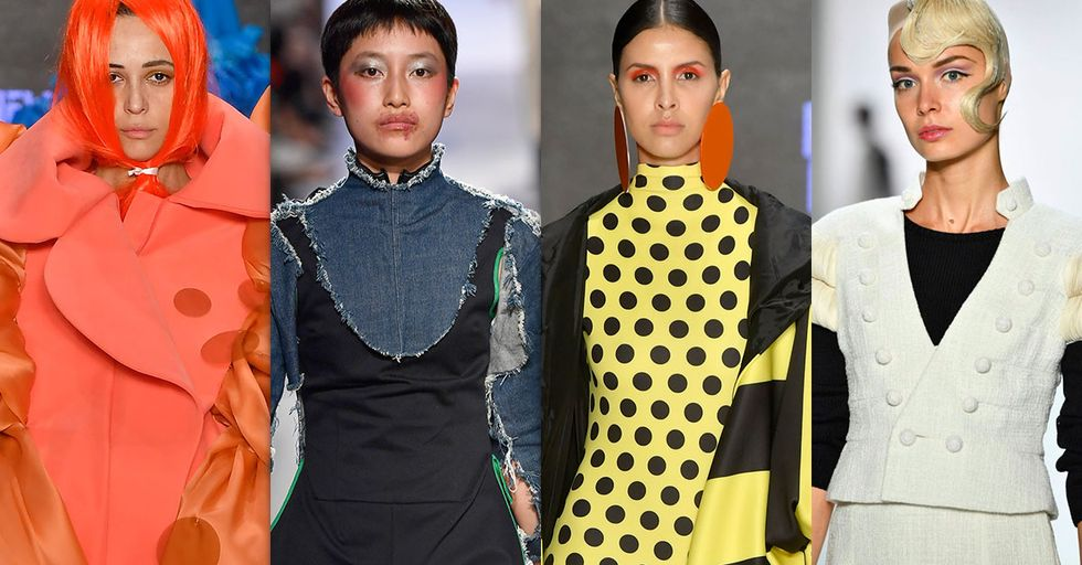 You Have to See These Insane and Incredible Looks from New York Fashion Week