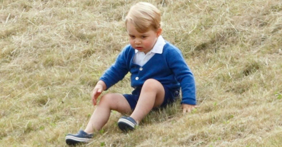 In Today's Saddest News, Prince George of Cambridge Isn't Allowed to Have a Best Friend