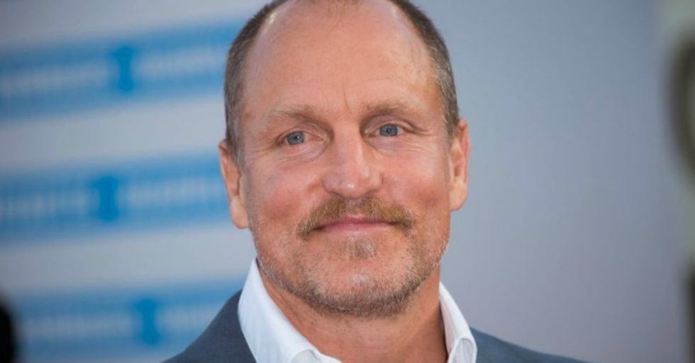 This Guy's Belly Looks Exactly like Woody Harrelson. You Won't Be Able to Unsee It