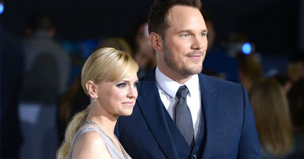 Chris Pratt Finally Breaks His Silence About Split from Anna Faris