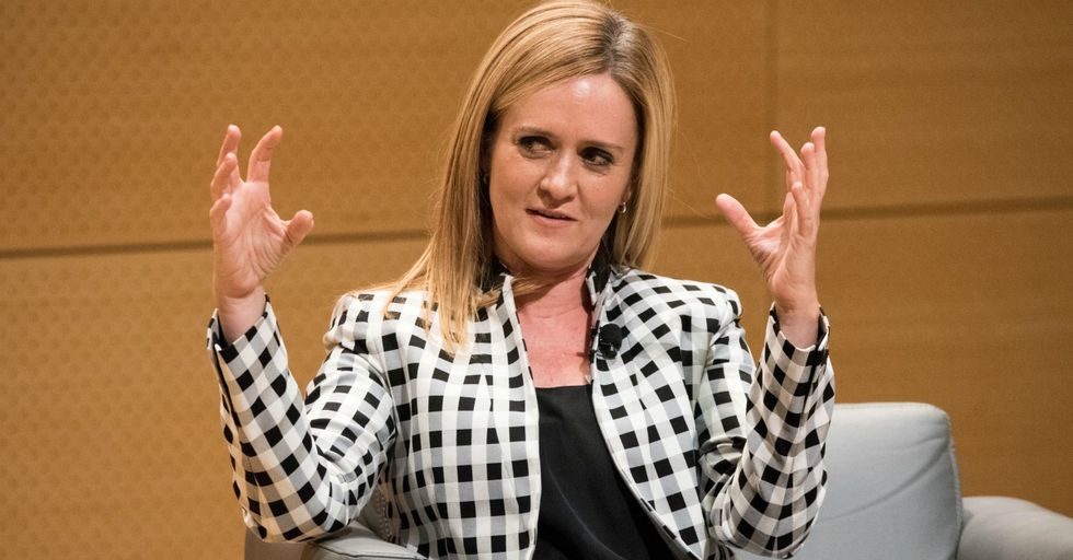 Comedian Samantha Bee Explains the Problem with the NFL Protests with One Brilliant List