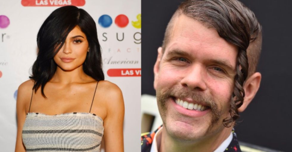 The Shocking Thing Perez Hilton Said About Kylie's Pregnancy Will Make Your Jaw Drop